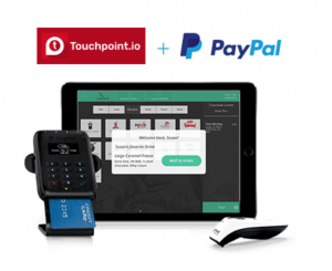 PayPal Point of Sale Touchpoint Restaurant Retail POS Systems